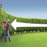 Flymo Sabre Cut XT Cordless Telescopic Hedge Trimmer Review